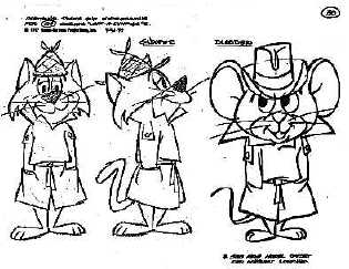 hanna barbera coloring pages - photo#36