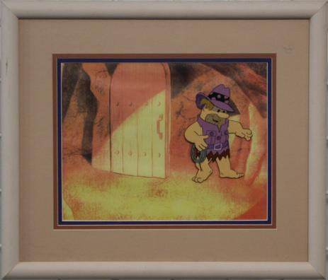 Hanna Barbera Cels Backgrounds Storyboards And Model