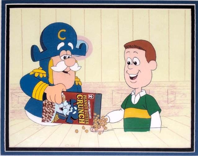 Captain Crunch Commercial Cap'n Crunch Cereal Commercial