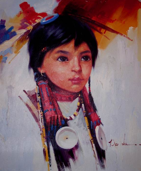 Oil Paintings of Native Americans http://www.thegremlin.com/oilpaintings.html
